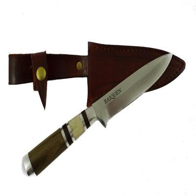 Cuchillo artesanal acero inoxidable pangi 24 cm