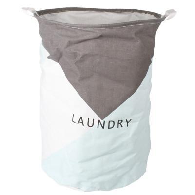Canasta decorativa lavanderia laundry