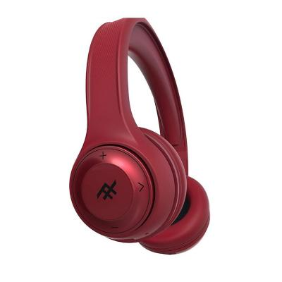 Audífonos on-ear bluetooth toxix rojo