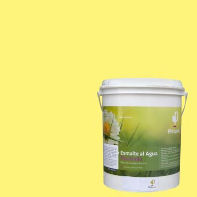 Esmalte al agua reciclado amarillo 1g
