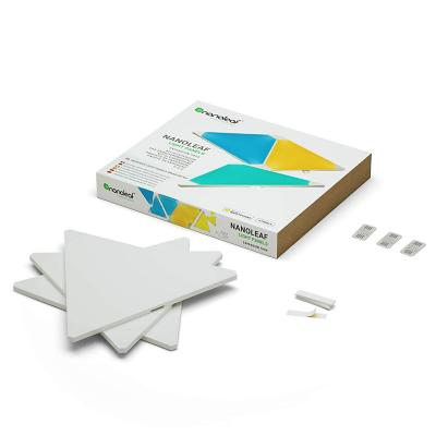 Kit de 3 paneles luminosos led nanoleaf