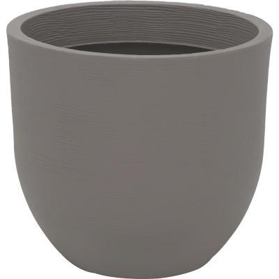 Macetero laos gris 45 cm