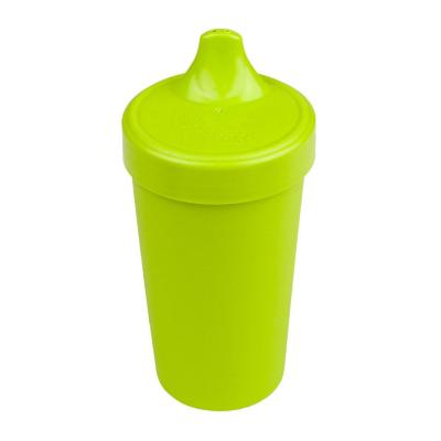 Vaso anti derrame infantil verde limon