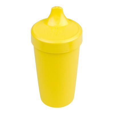Vaso anti derrame infantil amarillo