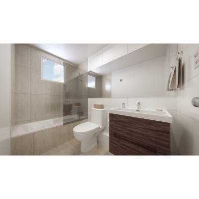 Baño modular tina ejecutivo