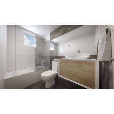 Baño modular tina lujo