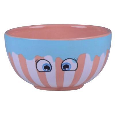 Bowl 12,5x6,7 cm rosado cerámica
