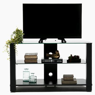 Rack de tv 100x57x45 cm hasta 50 pulgadas negro
