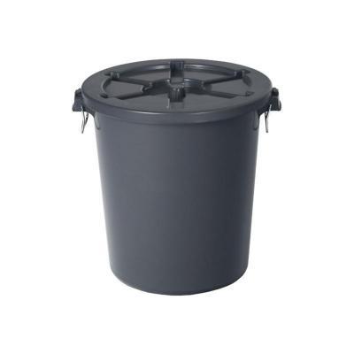 Basurero circular 110 litros