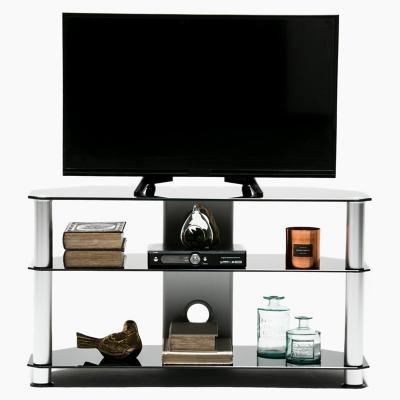 Rack de tv 50x90x35 cm hasta 46 pulgadas negro