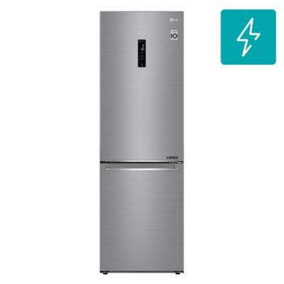 Refrigerador No Frost Bottom Freezer LG 341 litros
