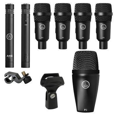 Set de micrófonos para bateria/drumset session i