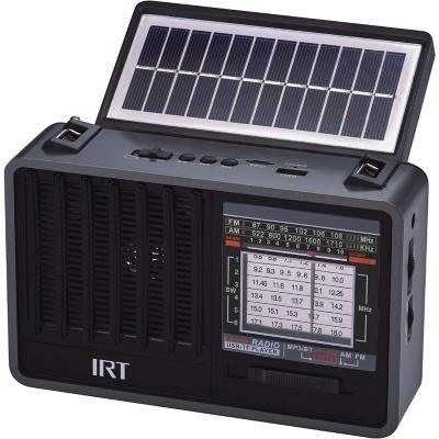 Radio recargable solar