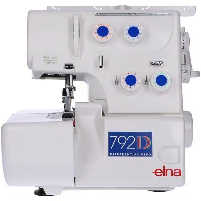 Máquina de coser overlock 792d