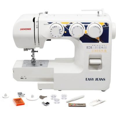 Máquina de coser easy jeans