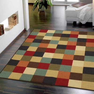 Alfombra ottohome 150x200 cm multicolor