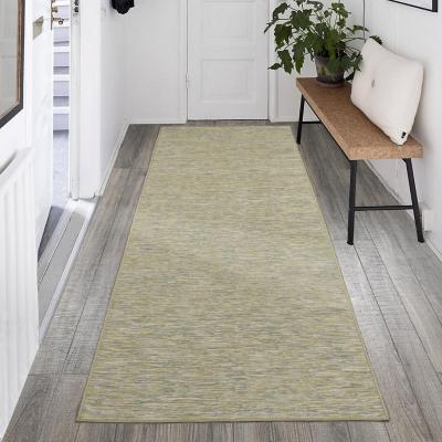Alfombra pasillo sundance 50x150 cm verde