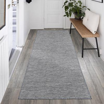 Alfombra pasillo sundance 50x150 cm gris