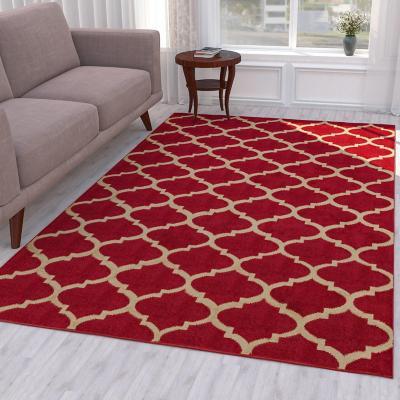 Alfombra royal 160x210 cm rojo