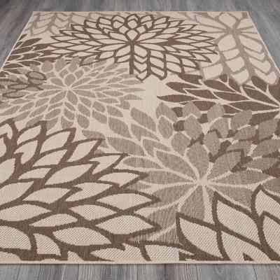Alfombra ottohome 160x220 cm beige