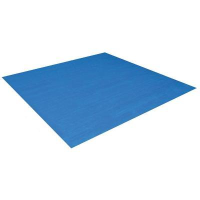 Piso para piscina 396x396 cm