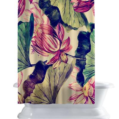 Cortina de baño 150x180 cm armonía