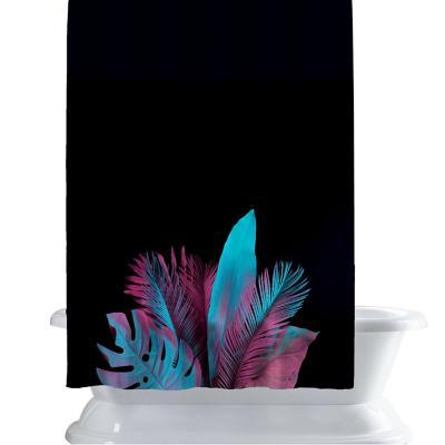 Cortina de baño 150x180 cm mix impacto