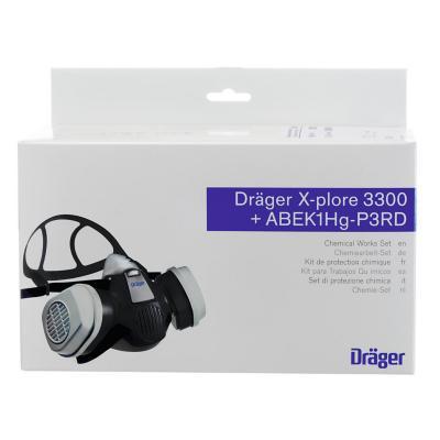 Kit protección respiratoria para agricultura