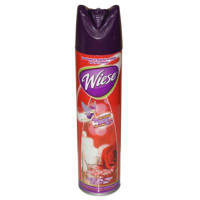 Aromatizante aerosol amor 400 ml 12 unidades