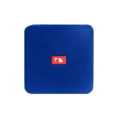 Parlante portatil azul