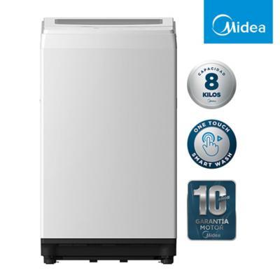 Lavadora 8 KG carga superior