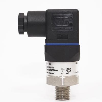 Transmisor de presión 1/4 npt de 0-10 bar salida