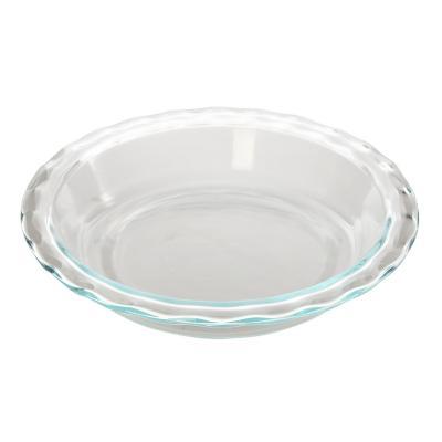 Molde vidrio 24 cm redondo
