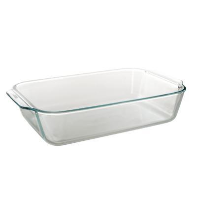 Fuente de vidrio 4,7 l transparente