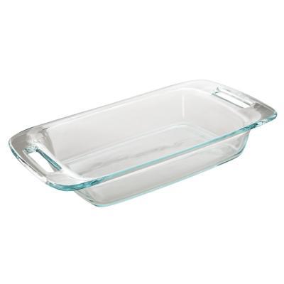 Fuente de vidrio 1,9 l transparente