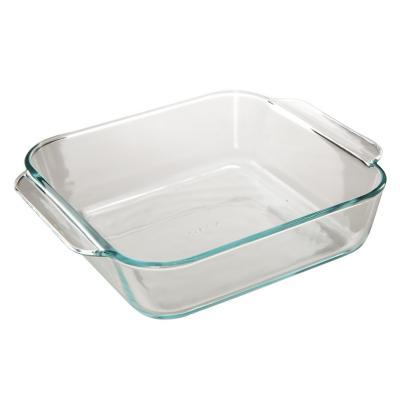 Fuente de vidrio 1,4 l transparente