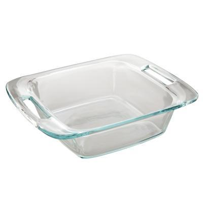 Fuente de vidrio 2,85 l transparente