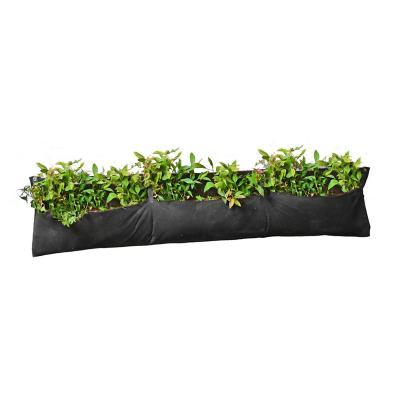 Jardinera colgante horizontal