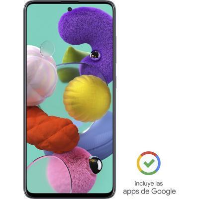 Celular Galaxy A51 128GB Negro Liberado