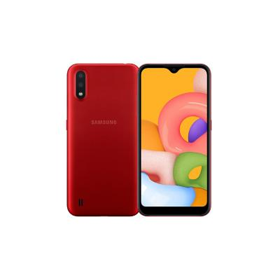 Celular Galaxy A01 32GB Rojo Liberado