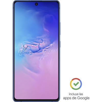 """Celular S10 lite Azul / 128 GB / 6.7 """""""