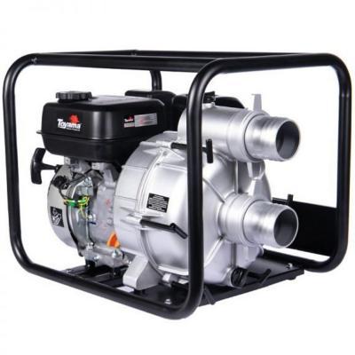 "Motobomba a gasolina para aguas turbias 3"" 6.5 hp 1000 L/min"