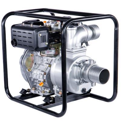 "Motobomba a diesel 3"" 6,7 hp 830 L/min"