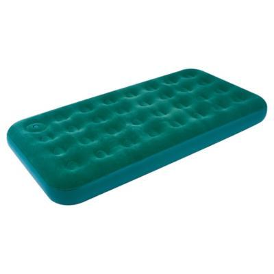 Colchón inflable individual c/bba de pie