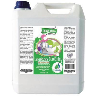 Lavaloza ecologico coco 5 litros