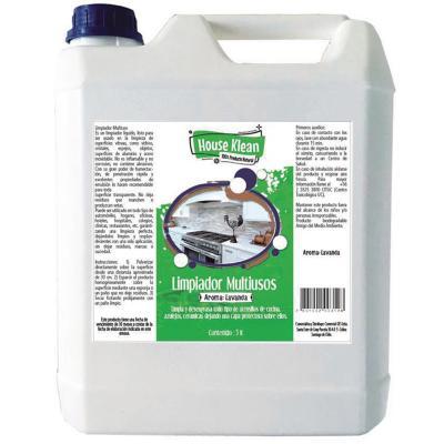 Limpiador multiuso lavanda 5 litros