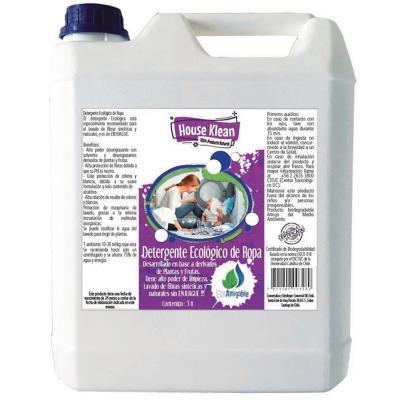 Detergente ropa ecológico 5 litros