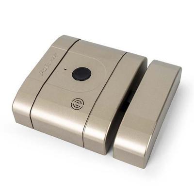 Cerradura digital Int-Lock 504 RF níquel mate
