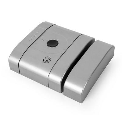 Cerradura digital Int-Lock 506 BT cromo mate