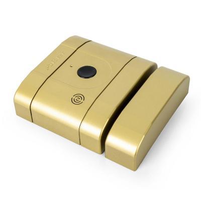 Cerradura digital Int-Lock 506 BT latón mate